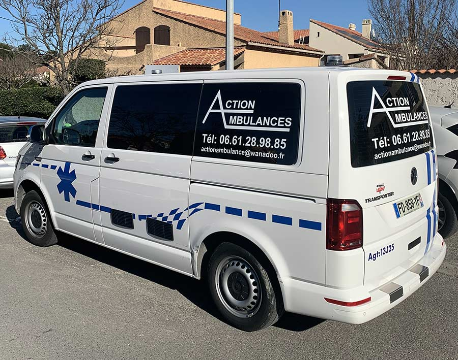 Action Ambulances | Les engagements de votre ambulancier de La Penne-sur-Huveaune